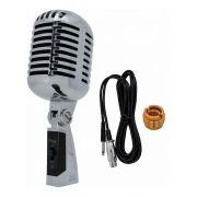 Microfone Condensador Vintage Stagg Vintage Sdmp 40cr