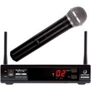 Microfone Waldman Sem fio UC 1100 PL