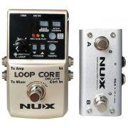 Pedal De Efeito Nux Loop Core Deluxe 24 Bits NFA-3842