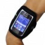 Porta Celular 10x17,5cm Iphone 7/8 Plus XS/11 Max Braço Grosso