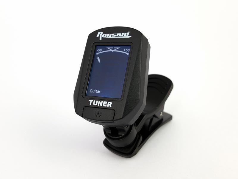 Afinador Tuner Ronsani Para Instrumentos de Cordas