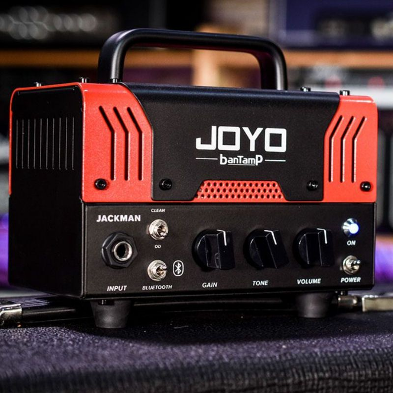 Cubo   Amplificador Guitarra Valvulado Joyo Bantamp Jackman 20 Watts
