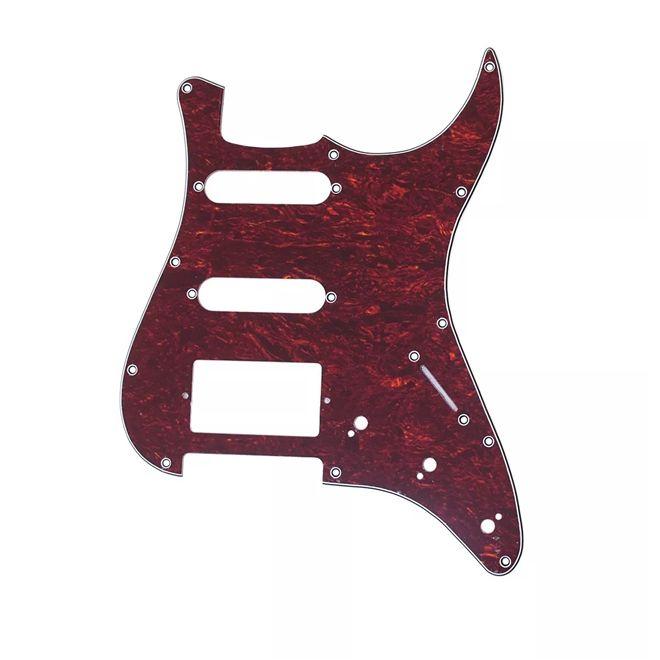 Escudo Dolphin Guitarra Stato HSS Tortoise Shell