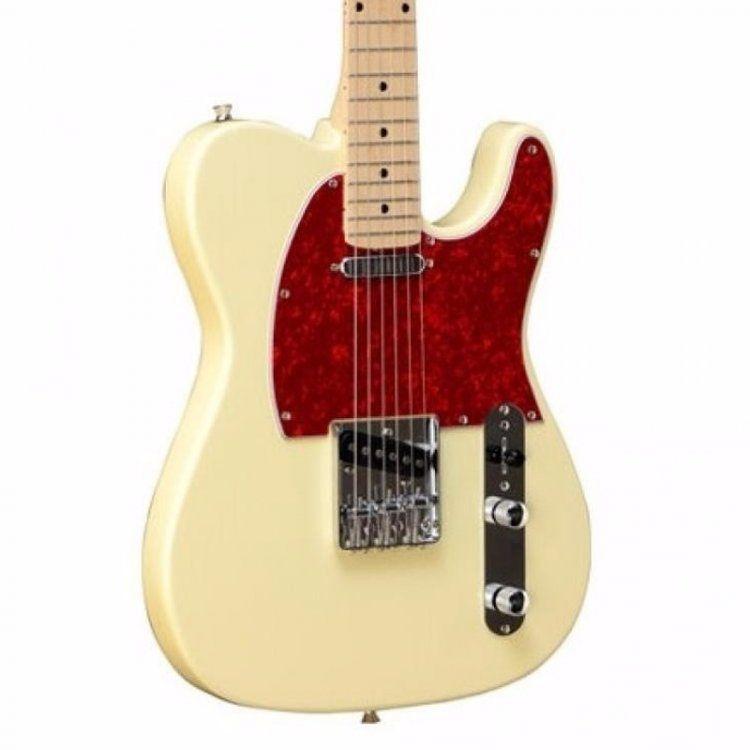 Guitarra PHX Telecaster Special TL-1 CH Creme