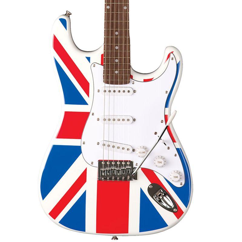 Guitarra Stratocaster Eagle STS 001 - UK