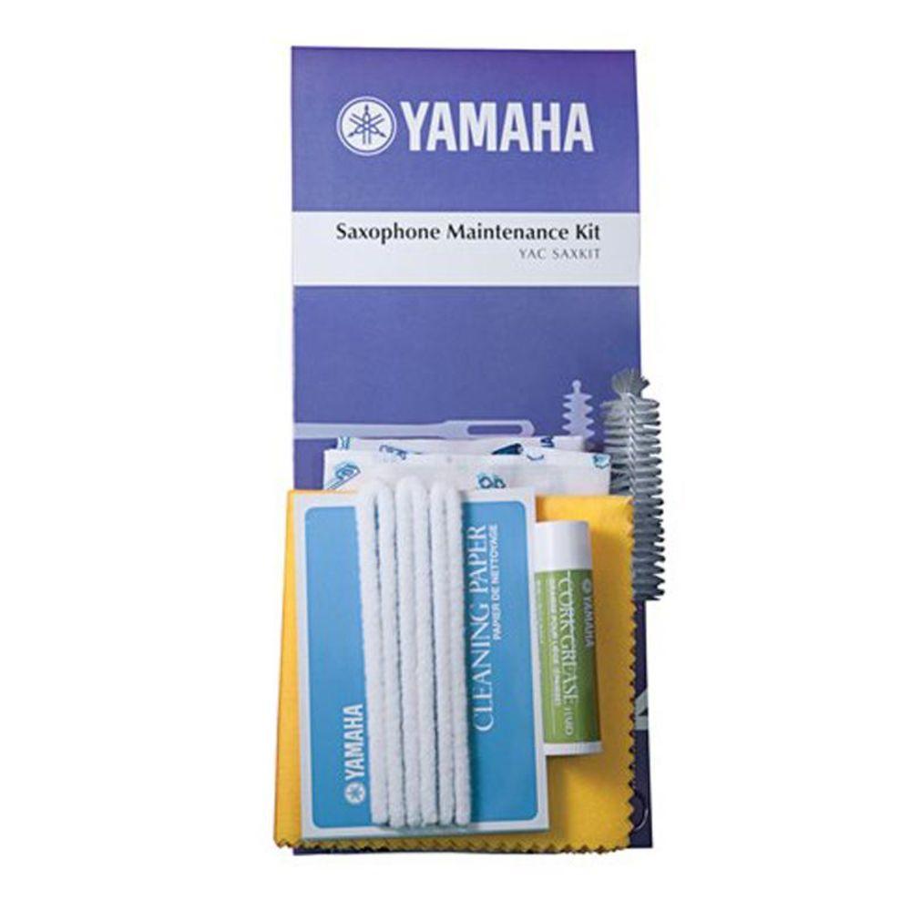 Kit de Limpeza Yamaha de Saxofone M. Kit J01