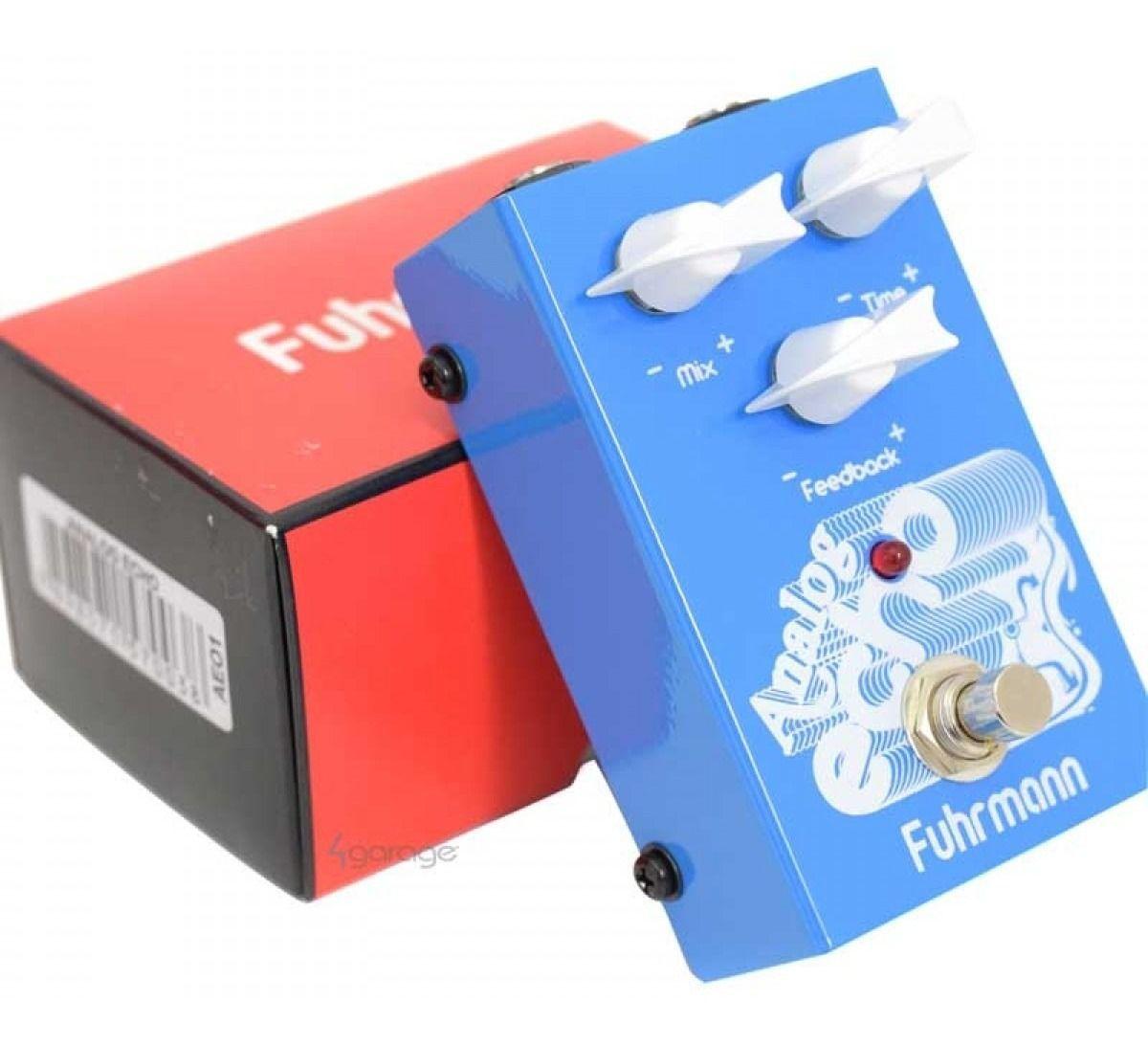 Pedal Fuhrmann Analog Echo AE01
