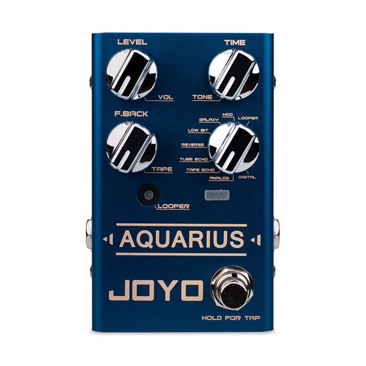 Pedal JOYO multi-model delay Aquarius
