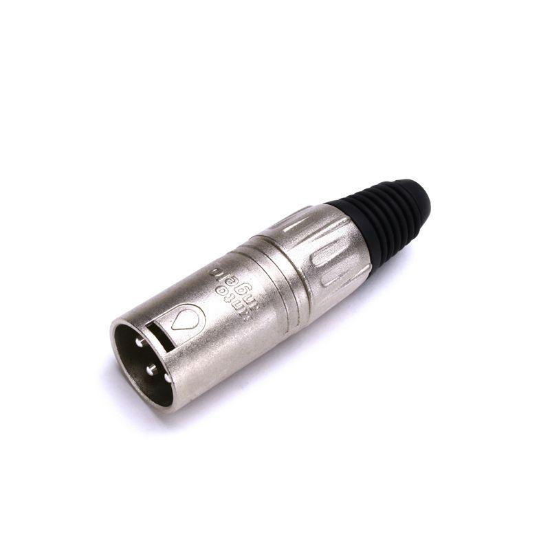 Plug Santo Angelo Canon Xlr Macho de Linha Sas L3MNN01