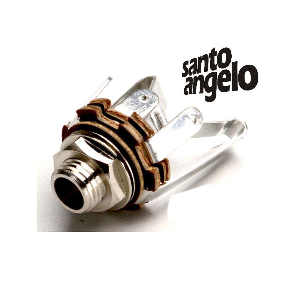 Plug Santo Angelo Jack P10 Fêmea Mono Cnc
