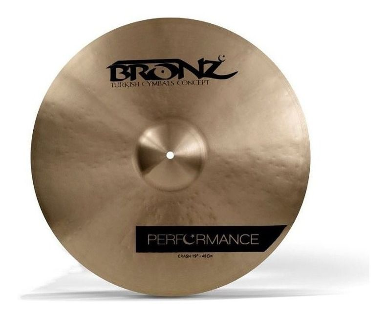 Prato Bronz Crash 17 Performance Series B20