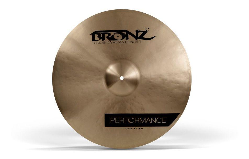 Prato Bronz Crash 19 Performance Series B20