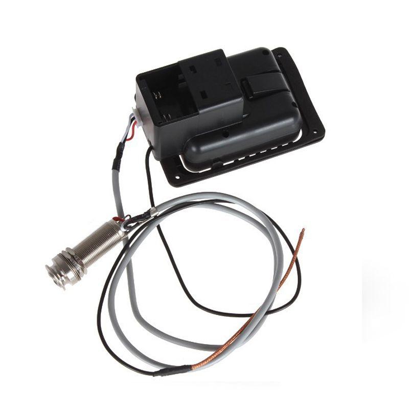 Pré amplificador Joyo equalizador 5 bandas JE-307