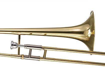 Trombone de Vara Michael Laqueado em Sí Bemol WTBM35 com Case