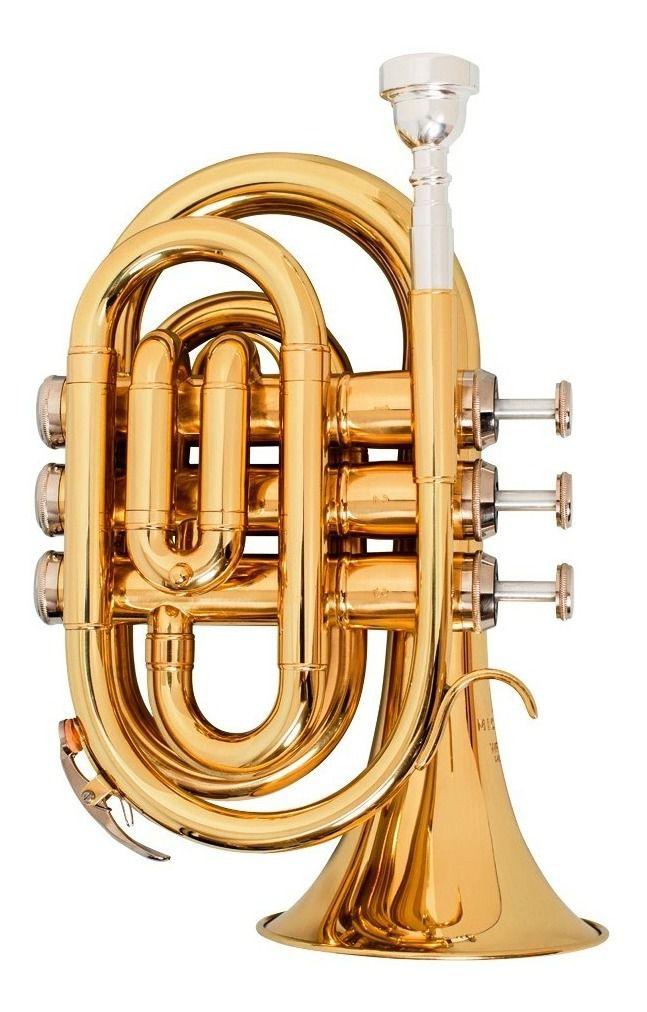 Trompete Pocket Michael WPKM35N BB – Laqueado
