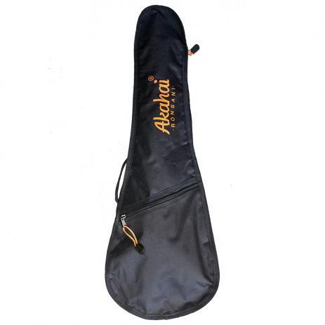 Ukulele Akahai Ronsani KPS-21 Soprano Spruce Pineapple + Bag