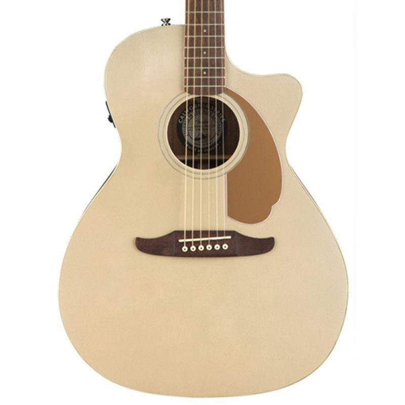Violão Fender Newporter Player 097 0743 CHAMPAGNE