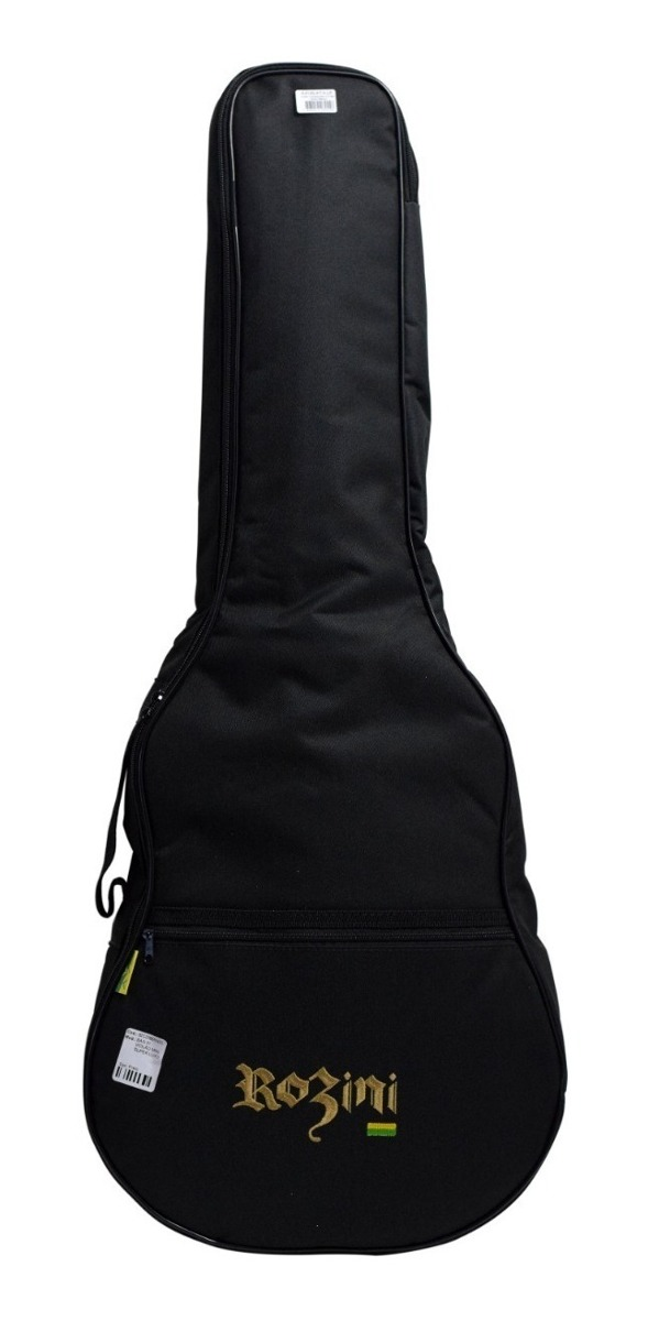 Violão Rozini Mini Rx 120 atn Premium Aço