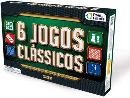 6 Jogos Clássicos - Pais e Filhos