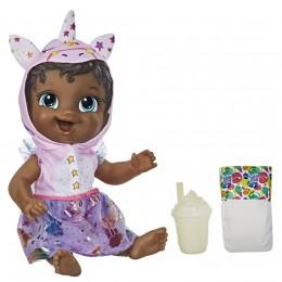 Boneca Baby Alive - Tinycorns - Minicórnio - Unicórnio - Negra - Hasbro