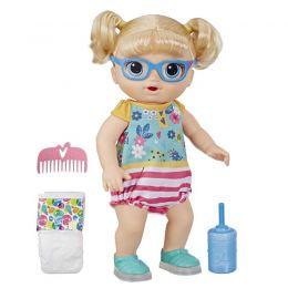 Baby Alive - Sapatinhos Brilhantes - Loira - Hasbro