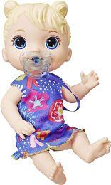 Boneca Baby Alive - Primeiros Sons - Loira - Hasbro