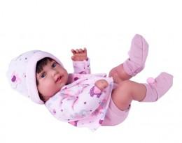Boneca Bebê - Anny Doll - Baby Menina - Cotiplás