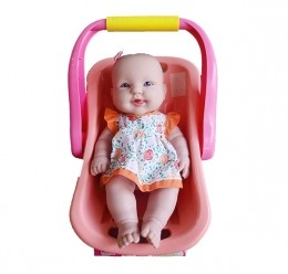 Boneca com Bebê Conforto - Cotiplás