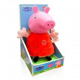 Boneca de Vinil - Peppa Pig - Com Som - Estrela