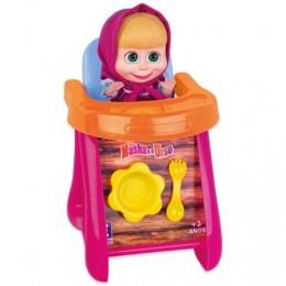 Boneca - Masha e o Urso - Cadeira de Papinha - Cotiplás