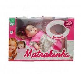 Boneca Matrakinha - 80 Frases - Super Toys