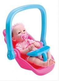 Boneca New Born - Bebê Conforto - Diver Toys