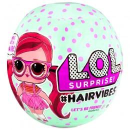 Boneca Surpresa - LOL Surprise - Hair Vibes - 15 Surpresas - Candide