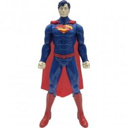 Boneco Articulado Super Man -  35 cm - Candide