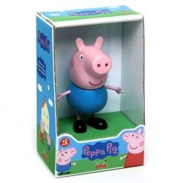 Boneco em Vinil - 15 Cm - Peppa Pig - George - Elka