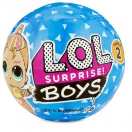 Boneco LOL - Boys Surprise - Candide