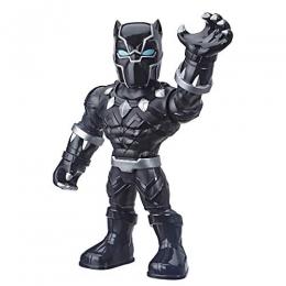 Boneco Pantera Negra - Super Hero Adventures - Hasbro