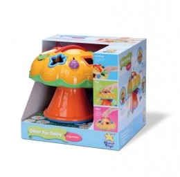 Brinquedo Educativo - Drive for Baby - Cogumelo - Diver Toys