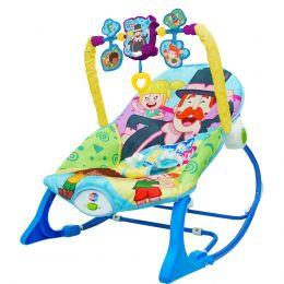 Cadeira de Balanço - Mundo Bita - + 0 meses - YesToys