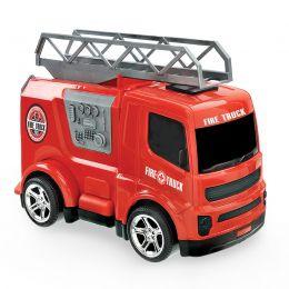 Caminhão de Bombeiros - Fire Truck - Usual Brinquedos