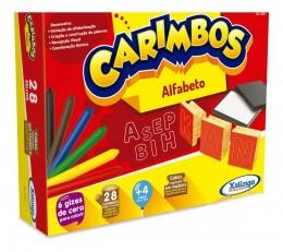 Carimbos - Alfabeto - Xalingo
