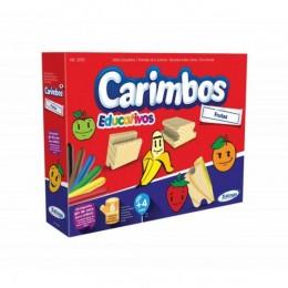 Carimbos Educativos - Frutas - Xalingo