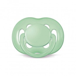 Chupeta Freeflow - Verde - (6 a 18 meses) - Philips Avent