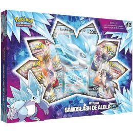 Box Pokémon - Sandslash de Alola GX - Copag