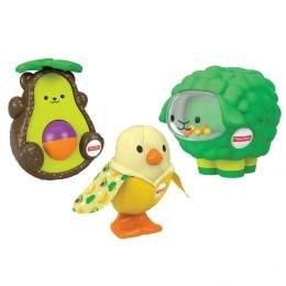Conjunto de Animais Deliciosos - Fisher-Price