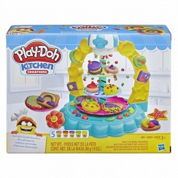 Conjunto de Massinhas - Play-Doh - Biscoitos Decorados - Hasbro