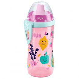 Copo Antivazamento - Flexi Cup - 300 ml - (+ 18 meses) - Rosa - Nuk