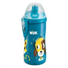 Copo Antivazamento - Junior Cup - 300 ml (+ 36 meses) Ciano - Nuk