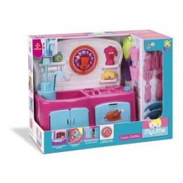 Cozinha Divertida - My Little Collection - Diver Toys