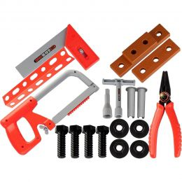 Kit de Ferramentas - Equipe de Construção - Zoop Toys